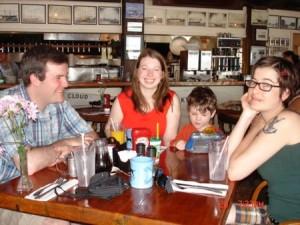 Breakfast at the Black Dog Tavern